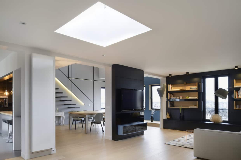 Architecture int rieure denise omer design architecte - Decoration design appartement bordeaux ...