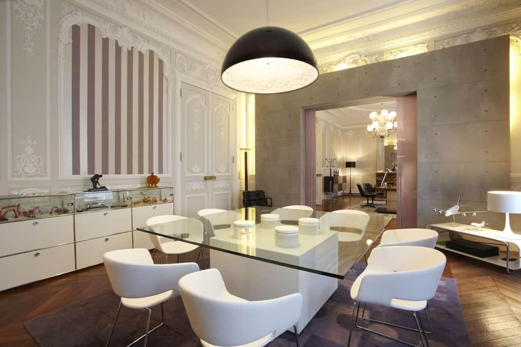 Denise omer design bureaux bordeaux decoration architecture porte